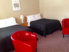 Alyssas Motel Romm 5