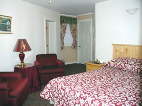 Alyssas Motel Room 9