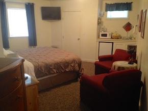 Alyssas Motel Room 9