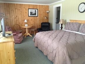 Alyssas Hotel Room 1